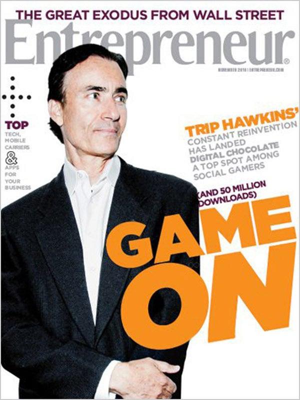 Entrepreneur Magazine - November 2010