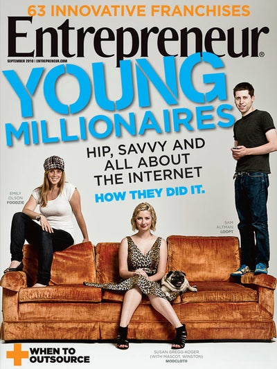 Entrepreneur Magazine - September 2010