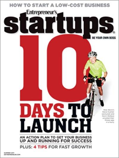 Entrepreneur Startups Magazine - June 2011