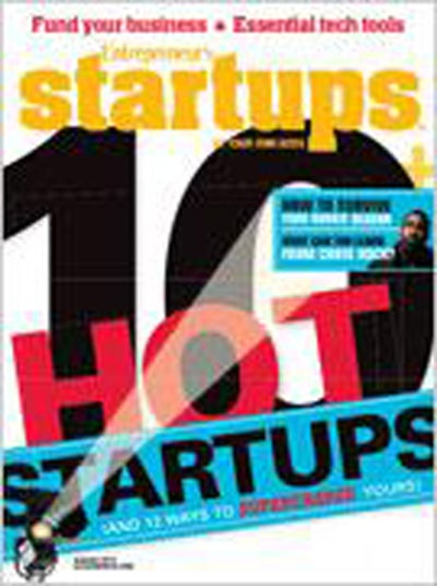Entrepreneur Startups Magazine - June 2010