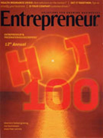 Entrepreneur Magazine - June 2006