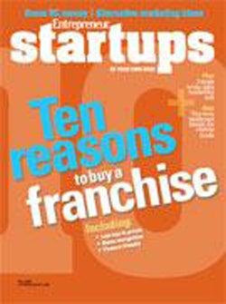 Entrepreneur Startups Magazine - October 2009