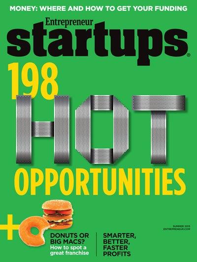 Entrepreneur Startups Magazine - June 2013