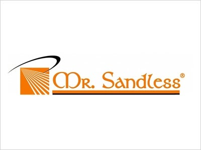 Mr. Sandless®
