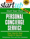 Start Your Own Personal Concierge Service 3E