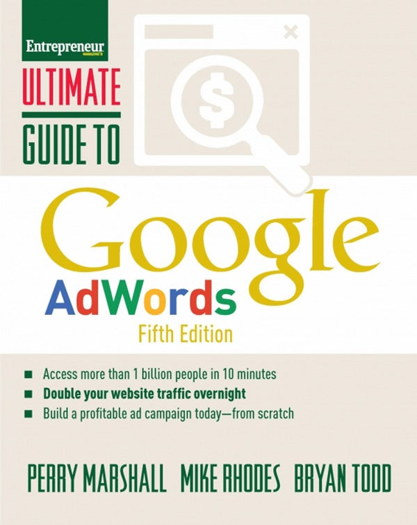Ultimate Guide to Google Adwords, 5th Edition
