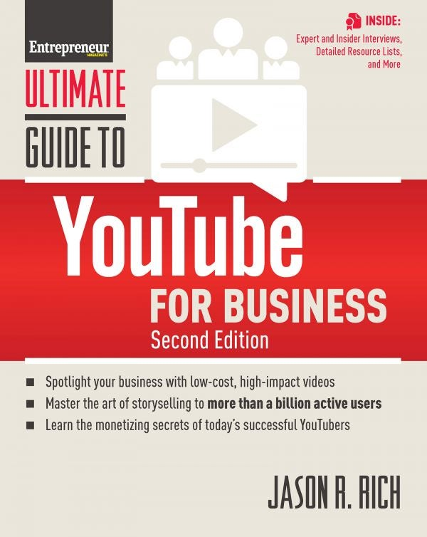 Ultimate Guide to YouTube for Business, 2nd Edition