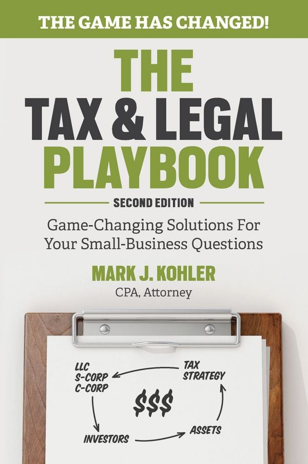 The Tax & Legal Playbook