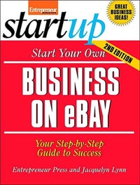 Start Your Own Business on eBay 2E