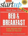 Start Your Own Bed and Breakfast 2E