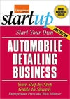 Start Your Own Automobile Detailing Business 2E