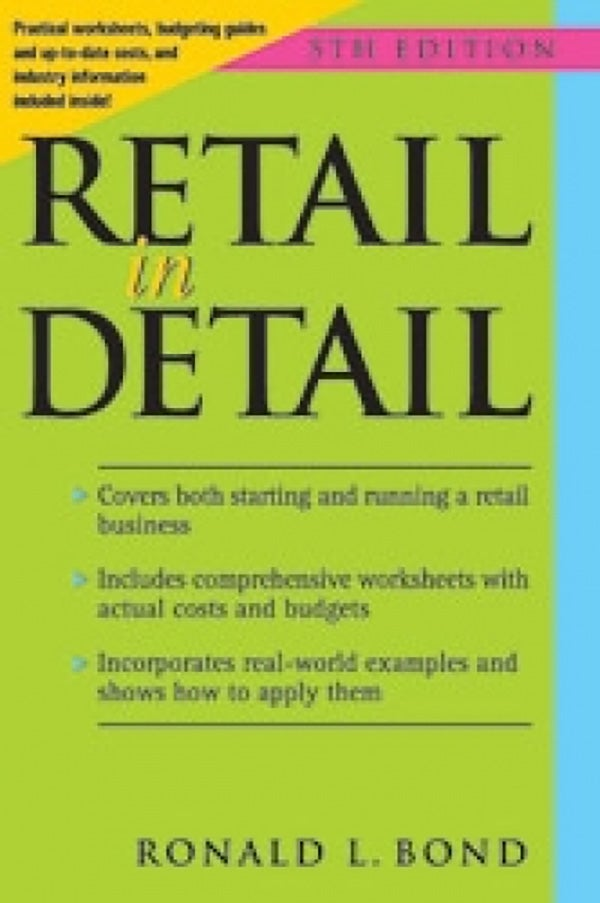 Retail In Detail, 5th Edition