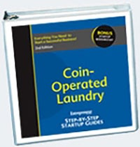Coin-Operated Laundry: Step-By-Step Startup Guide