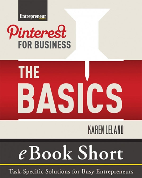 eBook Short: Pinterest for Business - The Basics