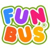 Fun Bus Fitness Fun on Wheels Logo