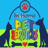 In Home Pet Services Inc. Logo