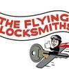 The Flying Locksmiths Logo