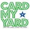 Card My Yard Logo