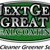 NextGen Great Sealcoating Logo
