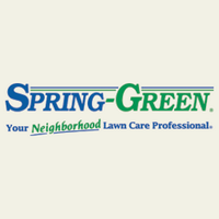 Spring-Green Lawn Care Logo