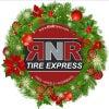 RNR Tire Express & Custom Wheels Logo