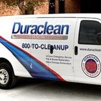 Duraclean Logo
