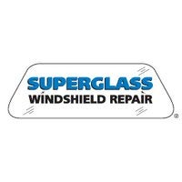 SuperGlass Windshield Repair Logo