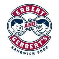Erbert & Gerbert's Sandwich Shop Logo