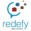 Redefy Real Estate Logo