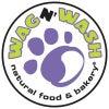 Wag N' Wash Natural Food & Bakery Logo