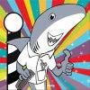 Sharkey's Cuts For Kids Logo