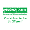 Office Pride Commercial Cleaning Services Logo