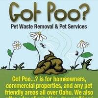Got Poo?