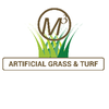M3 Artificial Grass and Turf Logo