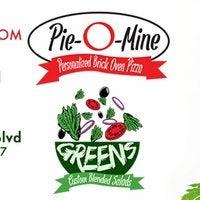Pie-O-Mine/Greens Inc.