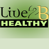 Live 2 B Healthy Senior Fitness LLC Logo