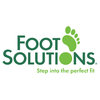 Foot Solutions Mobile Concept Logo