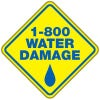 1-800 Water Damage Logo