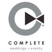 Complete Weddings + Events Logo