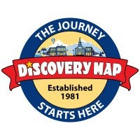 Discovery Map Int'l. Inc. Logo