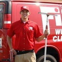 Fish Window Cleaning Services Inc. Logo