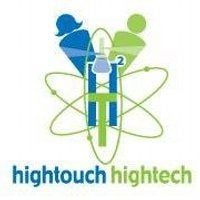 High Touch-High Tech Logo
