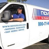 Novus Glass Logo