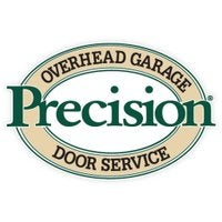 Precision Door Service Logo