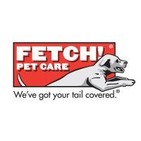 Fetch! Pet Care Logo