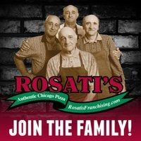 Rosati's Pizza Logo