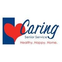 Caring Senior Service Logo