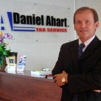 Daniel Ahart Tax Service Logo