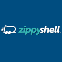 Zippy Shell Moving and Storage Logo