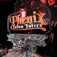 Phenix Salon Suites Franchising LLC Logo